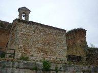 28 -Castrocaro-chiesina-di-santa-barbara-nella-corte-interna-del-castello