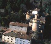 7 -Castrocaro, borgo antico.Torre e Battistero