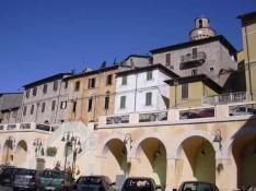 31-Castrocaro - Piazza Martelli