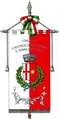 1 -Castrocaro Terme e Terra del Sole – Bandiera