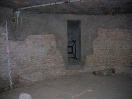 33 -Forlimpopoli, chiesa di S. Ruffillo, l'abside tardoantica