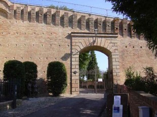 29 -Bertinoro, castello