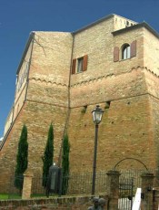 28 -Bertinoro, castello