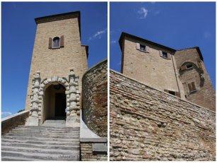 27 -l'esterno della Rocca,