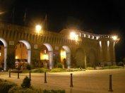 13 -Forlimpopoli. Rocca Albornoziana dalla piazza