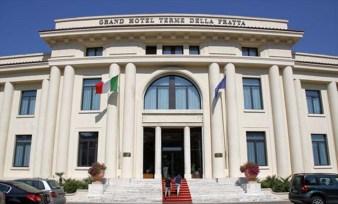 38 -Bertinoro. A circa 5 km, sorge Fratta Terme con il suo stabilimento termale completamente rinnovato, conosciuta già all'epoca dei romani per le antiche fonti terapeutiche