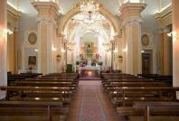 44 -Bertinoro e il Santuario della Madonna del Lago interno.