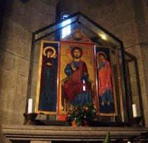 104 -Trittico_bizantino_di_cuoio_su_legno_(Santa_Maria_Nuova_-_Viterbo)