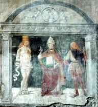 122 -Viterbo -Chiesa di Santa Maria della Verità-interno