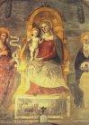 126 -Viterbo -Chiesa di Santa Maria della verità. Madonna_in_trono