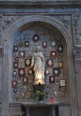 118 -Viterbo -Chiesa di Santa Maria della Verità-Cappella_Guizzi
