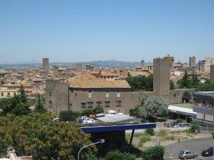 4- Panoramica di Viterbo