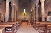 101 -Viterbo -Chiesa di Santa Maria Nuova, interno