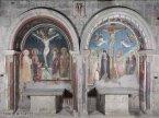 103 -Viterbo -Chiesa di Santa Maria Nuova, interno. Cappelle.
