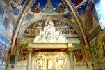120 -Viterbo -Chiesa di Santa Maria della Verità-Cappella Mazzatosta, dettaglio