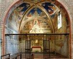119 -Viterbo -Chiesa di Santa Maria della Verità-Cappella Mazzatosta