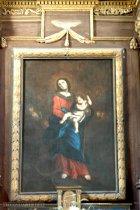 123 -Viterbo -Chiesa di Santa Maria della Verità-interno. Immacolata_Concezione
