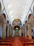 16 -Bomarzo -Chiesa di Santa Maria Assunta interno