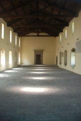 34 -La Sala del conclave del Palazzo dei Papi di Viterbo