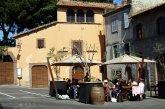 73 -Viterbo. Quartiere San Pellegrino, colazione mediovale