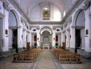 10 -Interno della Chiesa di Santa Teresa a Caprarola