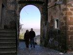 82 -La Porticella a Capodimonte. Era una delle due porte di ingresso alla attuale piazza della Rocca