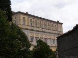 16 -Caprarola. La meravigliosa opera architettonica di Jacopo Barozzi, detto il Vignola, che è Palazzo Farnese.