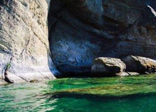 67 -Lago di Bolsena. L'isola Bisentina ,,,
