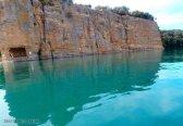 69 -Lago di Bolsena. Le splendide acque intorno all'isola Bisentina