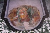 38 -L'affresco all'interno della Madonna S.S. del Monte
