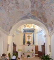 40 -Marta. Interna della chiesa Sant. Sacramento