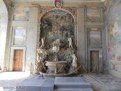 40 -Caprarola. palazzo Farnese. Salone dei Fasti d' Ercole