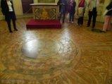 44 -Caprarola. palazzo Farnese. Pavimento della cappella
