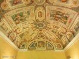 49 -Caprarola. palazzo Farnese. Altro soffitto.