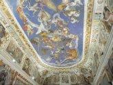 54 -Caprarola. palazzo Farnese. Sala del mappamondo soffitto