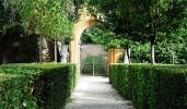 60 -Caprarola. palazzo Farnese, giardini.