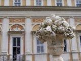 26 -Caprarola. palazzo Farnese, dettaglio.