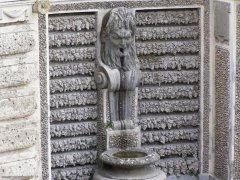 29 -Caprarola. palazzo Farnese, particolare.