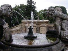 69 -Caprarola. palazzo Farnese, altra fontana.