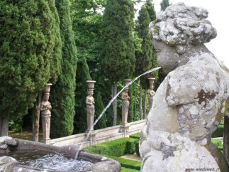 70 -Caprarola. palazzo Farnese,