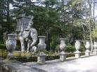 56 -Bomarzo. Parco dei Mostri, l'Elefante