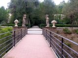 72 -Caprarola. palazzo Farnese, giardini.