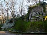 34 -Bomarzo. Parco dei Mostri, Nettuno