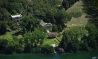 17 -Isola di Martana vista aerea, dettaglio.