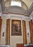 18 -Bomarzo -Chiesa Santa Maria della Valle particolare interno