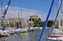 87 -Capodimonte (VT) Da non perdere una visita al porticciolo, da dove è possibile imbarcarsi per l'isola Bisentina.