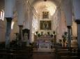 86 -Capodimonte. Interno della Chiesa di Santa Maria dell'Assunta.