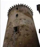 70 -Mugnano .La torre Orsini particolare.
