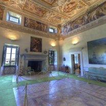 33 -Villa Lante a Bagnaia - Palazzina Montalto - Sala della Conversazione