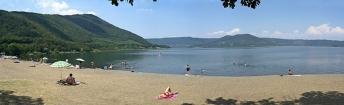 11 --Lago di Vico- La spiaggia